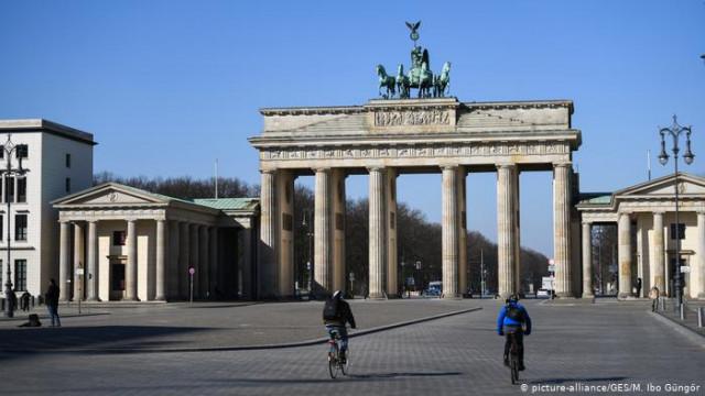 Как в Берлине помогают предпринимателям во время эпидемии