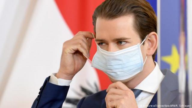 Австрия выходит из карантина: с середины мая вновь откроются рестораны