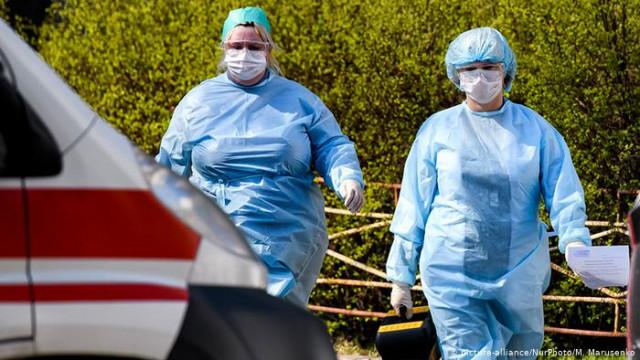 Украина потратила на борьбу с коронавируса почти два миллиарда гривен