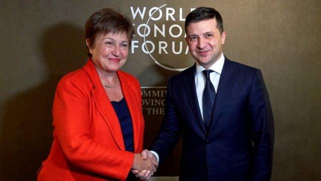 Почему МВФ хочет сузить сотрудничество с Украиной