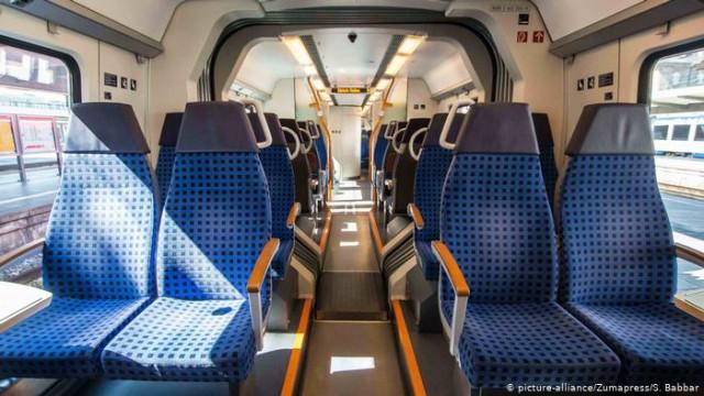 На Deutsche Bahn ждет существенное снижение числа пассажиров - профсоюз