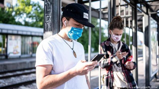 Почему общественный транспорт в Германии не останавливали на карантин (видео)