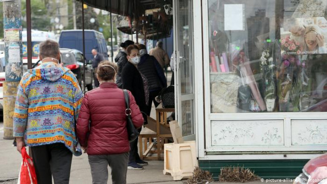 Правительство Украины разрешило возобновить работу непродовольственных рынков
