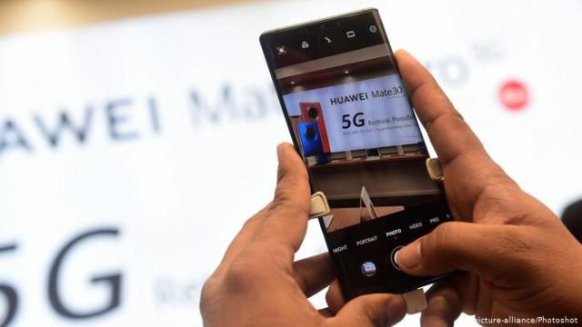 В Бундестаге требуют не допустить Huawei к развитию 5G