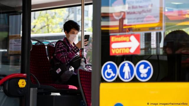 Авто или автобус: какому транспорта немцы отдавать предпочтение после пандемии
