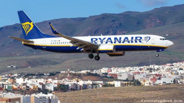 Ryanair обжалует предоставление многомиллиардной помощи Lufthansa