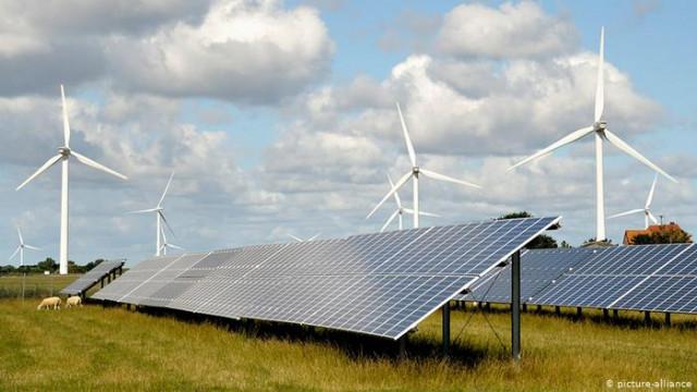 """Доля """"зеленой"""" энергии в Германии впервые превысила 50 процентов"""