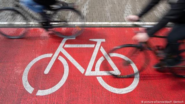 На фоне коронавируса Европа массово пересаживается на велосипед