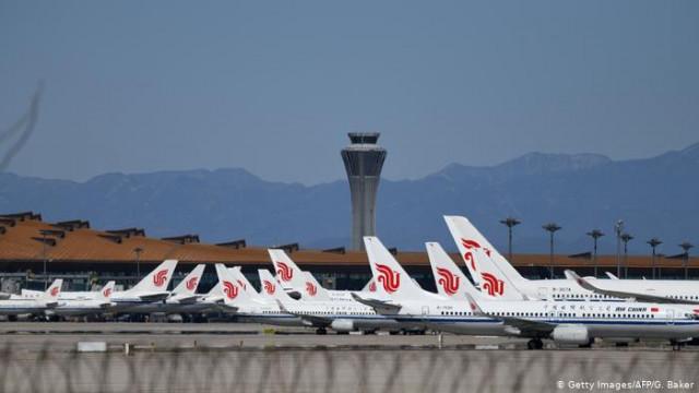 Спор между США и Китаем: Пекин смягчает условия для иностранных авиаперевозчиков