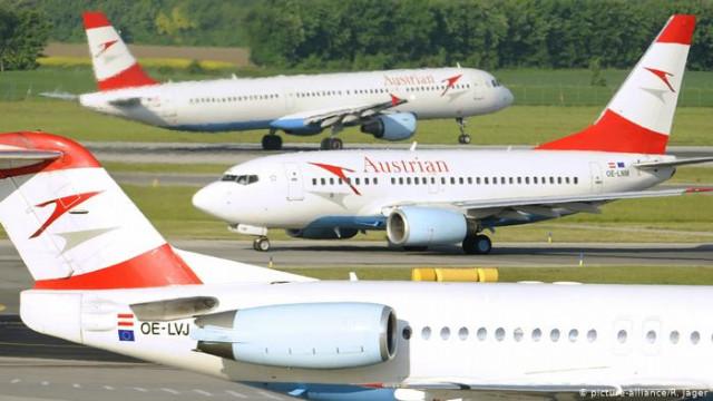 Австрия запретит авиабилеты, дешевле 40 евро