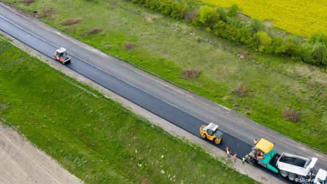 """""""Большая стройка"""": или будет Украина качественные дороги?"""