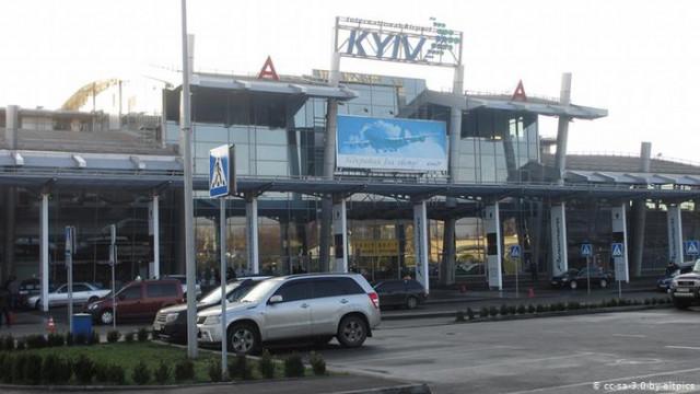 """Международный аэропорт """"Киев"""" сокращает половину персонала"""