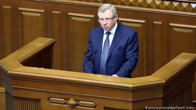 Отставка Смолия Берлин об угрозах для гривни и экономики Украины (видео)