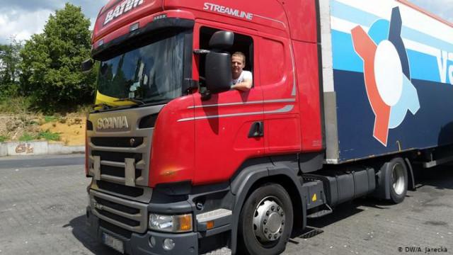 Новые правила для дальнобойщиков в ЕС: что изменится