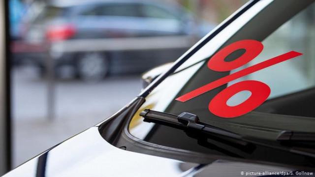Продажи авто в ЕС в первом полугодии обвалились почти на 40 процентов