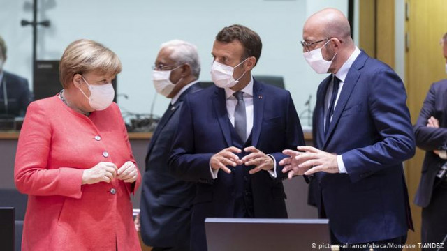 На саммите ЕС выдвинут новый компромисс по антикризисного фонда