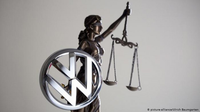 """Клиенты в США получили от VW более 95 миллиарда долларов за """"дизельгейт"""""""