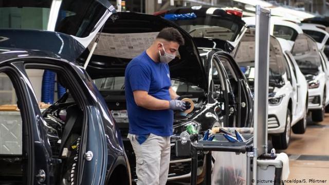 Коронавирус: автопроизводители Германии и Франции сообщают об убытках