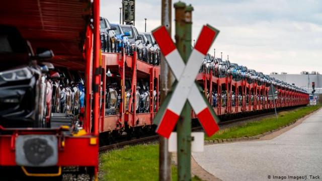 Впервые с 1970 года: ВВП Германии сократился на рекордные 101 процента