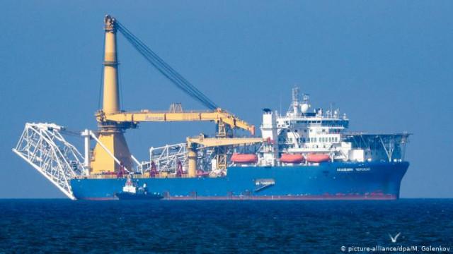 Министр экономики ФРГ призвал избежать эскалации вокруг Nord Stream 2
