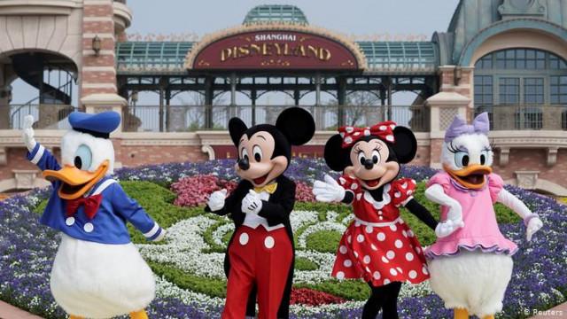 Коронавирус: студия Disney потеряла 47 миллиарда долларов