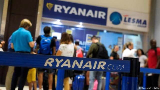 Италия грозит Ryanair запретом на полеты из-за нарушения правил ковид-безопасности