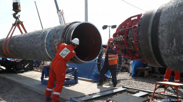 """Срыв """"Северного потока-2"""": кто мешает """"Газпрома"""" (видео)"""
