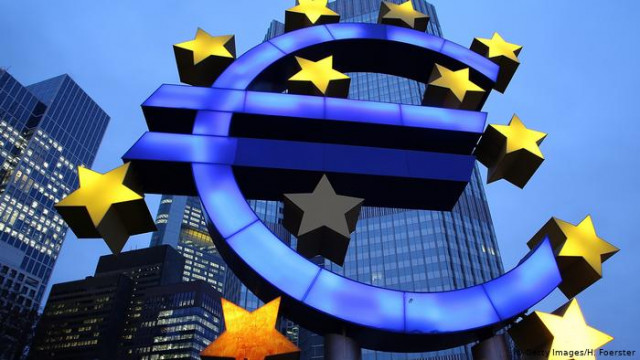 ВВП еврозоны во втором квартале упал на рекордные 121 процента