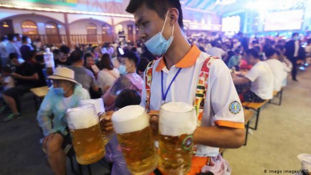 На фоне пандемии: Октоберфест состоится в Китае
