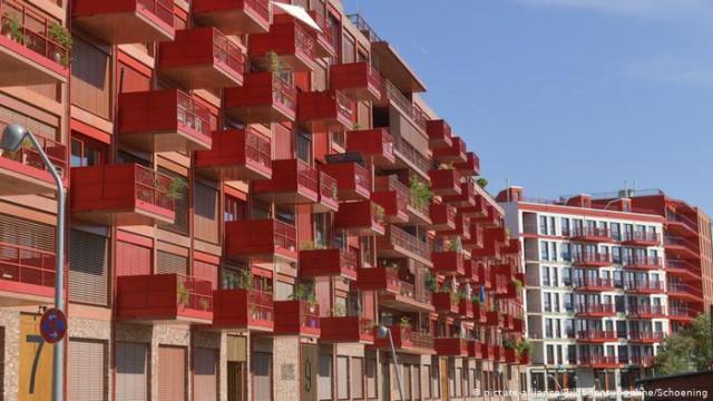 Покупка жилья в Германии: дешевая ипотека обеспечивает высокий спрос