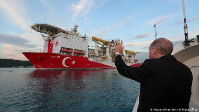 Новое газовое месторождение в Турции: откажется Анкара от российского газа?