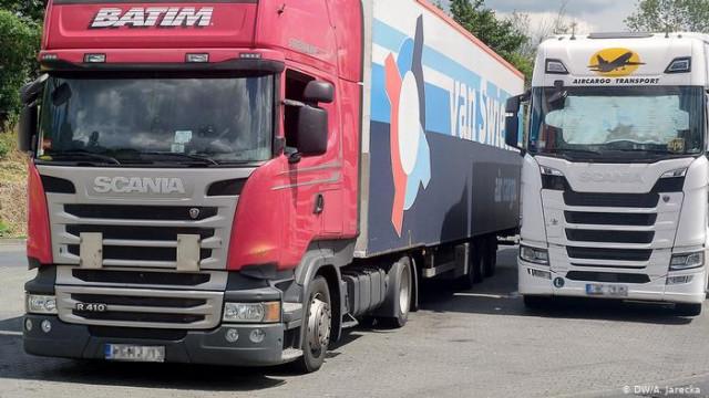 Новые правила для дальнобойщиков в ЕС: кто выиграет? (Видео)