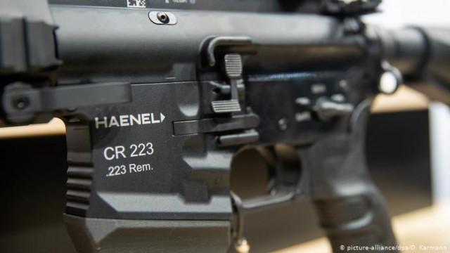 После скандала Бундесвер впервые за 60 лет сменил поставщика винтовок