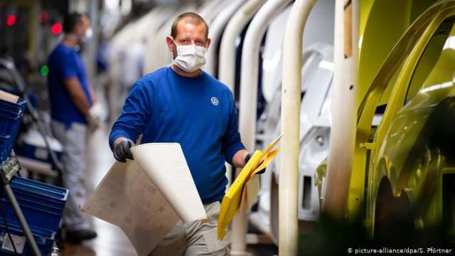 Кризис коронавируса: в чем секрет устойчивости немецкой экономики