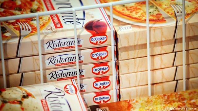Замороженная пицца: рекордный спрос в год пандемии и юбилей в Германии