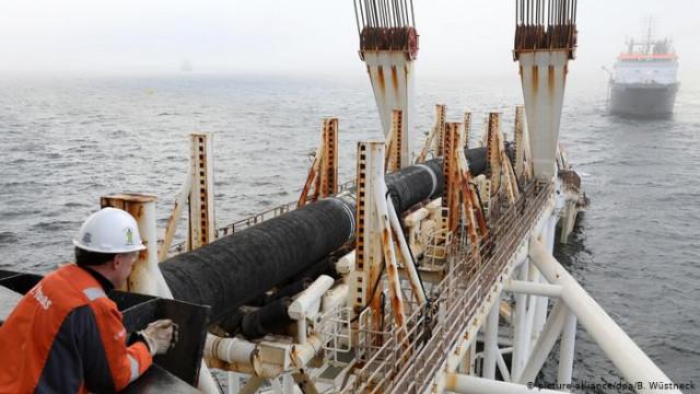 """В Польше оштрафовали """"Газпром"""" на миллиарды евро через """"Северный поток-2"""""""