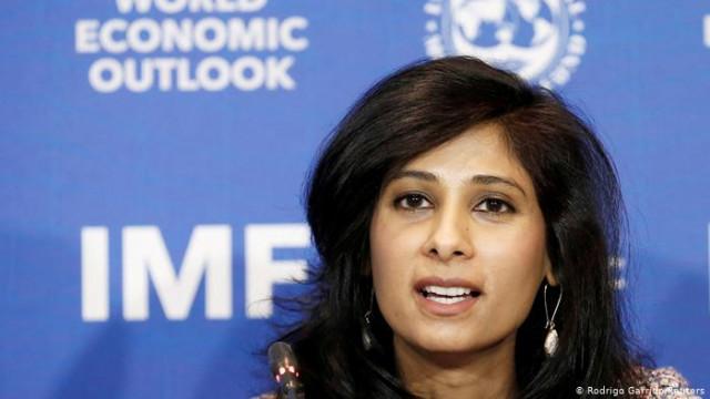 МВФ: Мировая экономика преодолевает кризис лучше, чем ожидалось