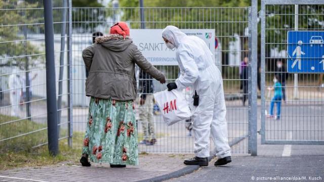 Пандемия коронавируса замедляет темпы миграции и интеграции - отчет