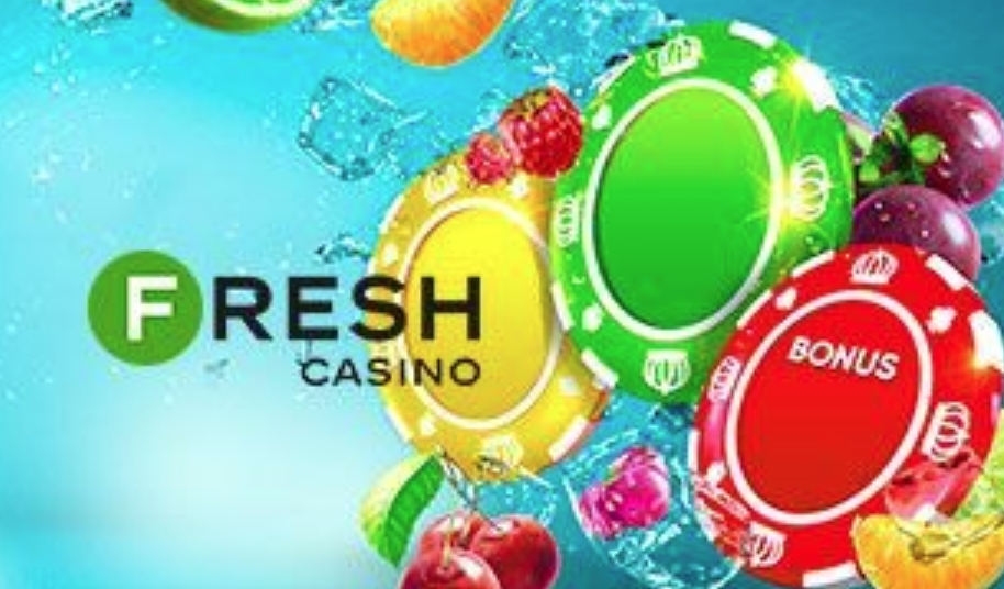 Виртуальное казино Fresh в онлайн формате