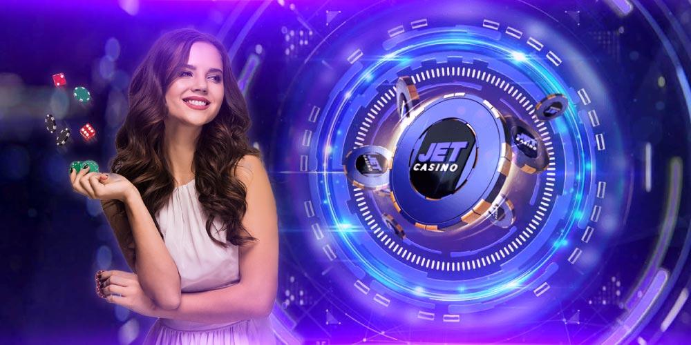 Jet Casino: официальный сайт сервиса