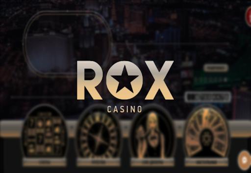 Rox Casino: обзор сайта