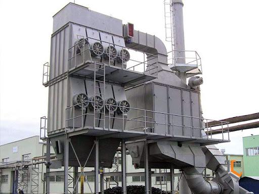Важность очистки воздуха для промышленных предприятий