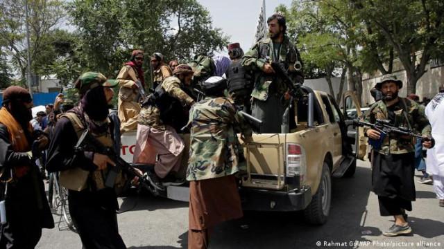 Всемирный банк заморозил финансовую помощь Афганистану