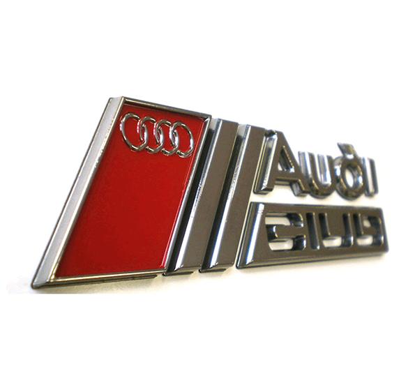 Металлические эмблемы для автомобилей и техники