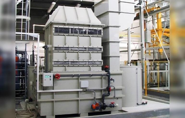 Пылеулавливающие агрегаты и установки