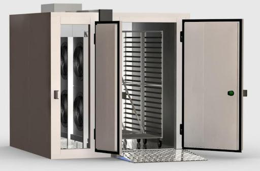 Особенности промышленных холодильных камер